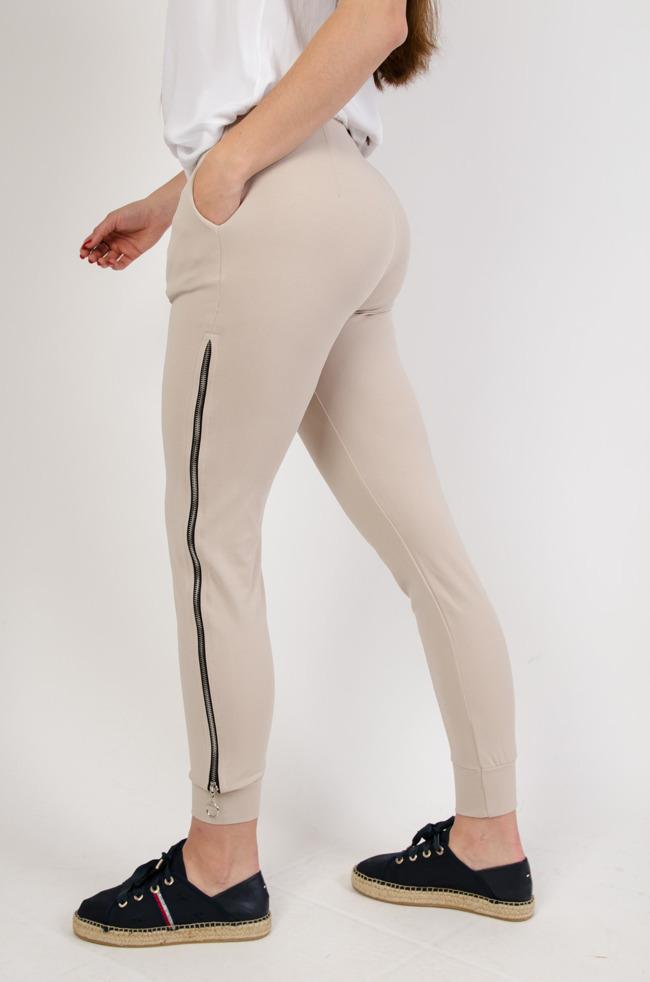 ebd70c087fdc17 Spodnie damskie dresowe, alladynki na co dzień - Olika