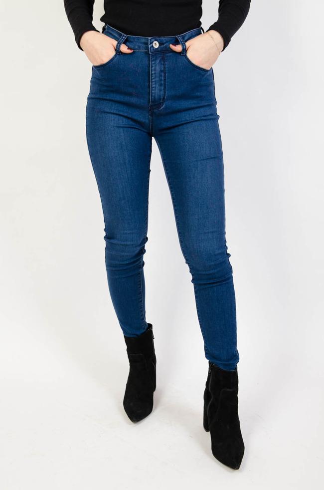d7eff48df22f96 Spodnie Plus Size, XXL, damskie rurki duże rozmiary, wysoki stan - Olika