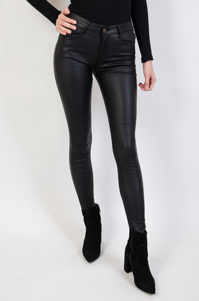 e6e56c15 Spodnie skórkowe | Spodnie | KOLEKCJA - Olika