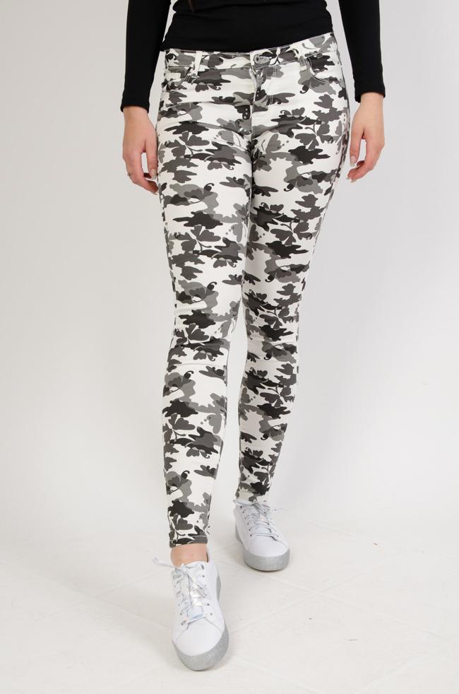 3ef7a80be88255 Spodnie moro damskie, joggery, bojówki - Olika