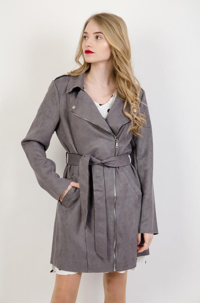 4e3707da Kurtki zimowe damskie, płaszcze jesienne, jeansowe, pikowane - Olika
