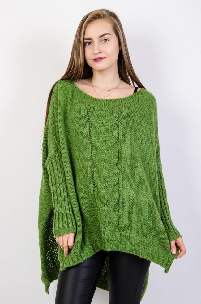 35f2239d Swetry damskie tanie, długie, asymetryczne, kardigan - Olika